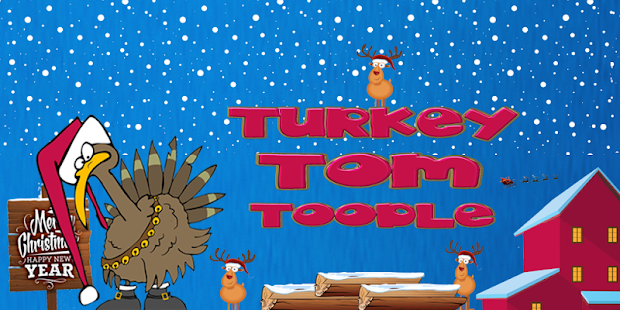 Turkey Tom Toodle's Christmas - screenshot