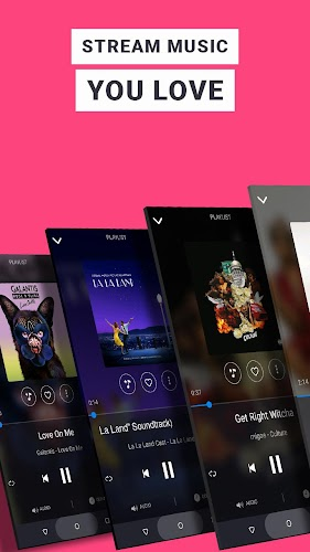 Deezer Music Player: Stream any Song or Playlist Android App Screenshot