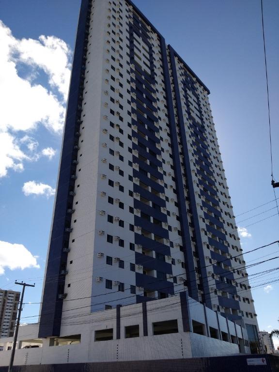Apartamento com 4 dormitórios à venda, 108 m² por R$ 430.000 - Bessa - João Pessoa/PB
