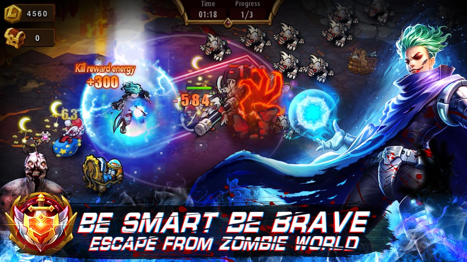 Magic Rush: Heroes Screenshot 6