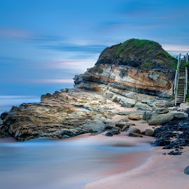 Thompsons Bay - South Africa by Stephen Rowley - Landscapes Beaches