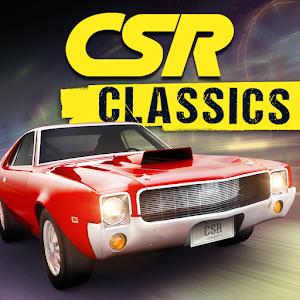 Cover art CSR Classics