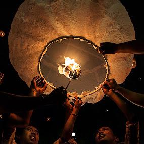 Assayujjiya Punnama or Probarona Purnima_2013 by ডাঃ মুহাম্মদ হাসান - News & Events World Events ( gautama buddha, assayujjiya punnama, buddhist, full moon, buddha, probarona purnima )