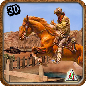 Virtual Texas Horse Racing 3D