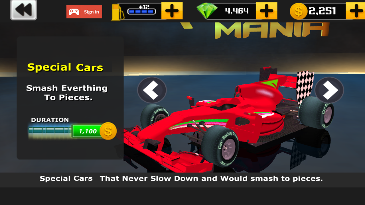 Car Racing Mania 2016 Screenshot 5
