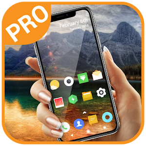 Transparent Screen Pro: Transp... app for android