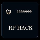 Cheat RP League of Legends Prank APK for Nokia