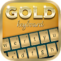 Stylish Gold Keyboard APK for Bluestacks