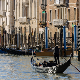 Venice street photography by Viorel Stanciu - Transportation Boats ( water, venice, sea, boat, italy )