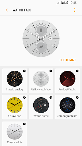 Samsung Gear screenshot 4