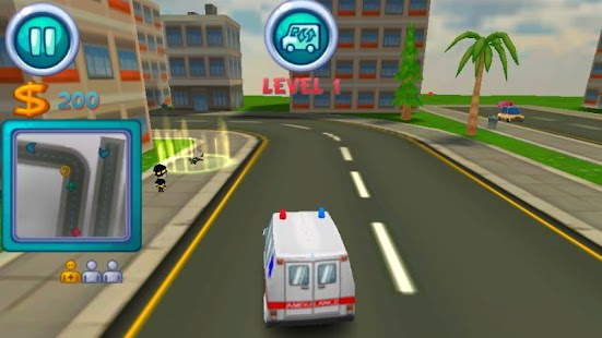Ambulance Game: Emergency - screenshot