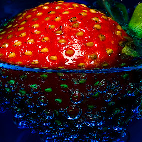 Strawberry by Ian Walag - Food & Drink Fruits & Vegetables