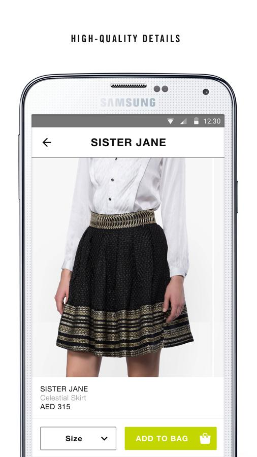 SIVVI Online Fashion Shopping Screenshot 2