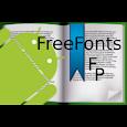 EBookDroid FreeFonts FontPack