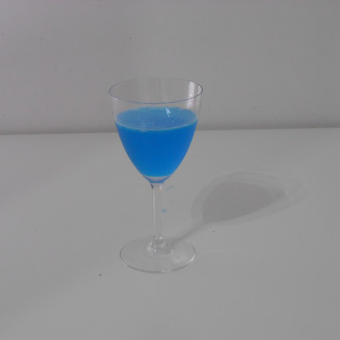 Blue Balalaika Drink