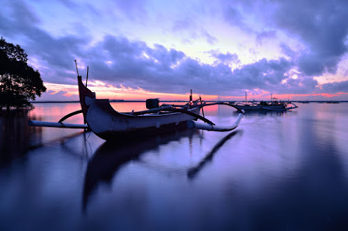 My Reflection by Gunk Satria - Transportation Boats