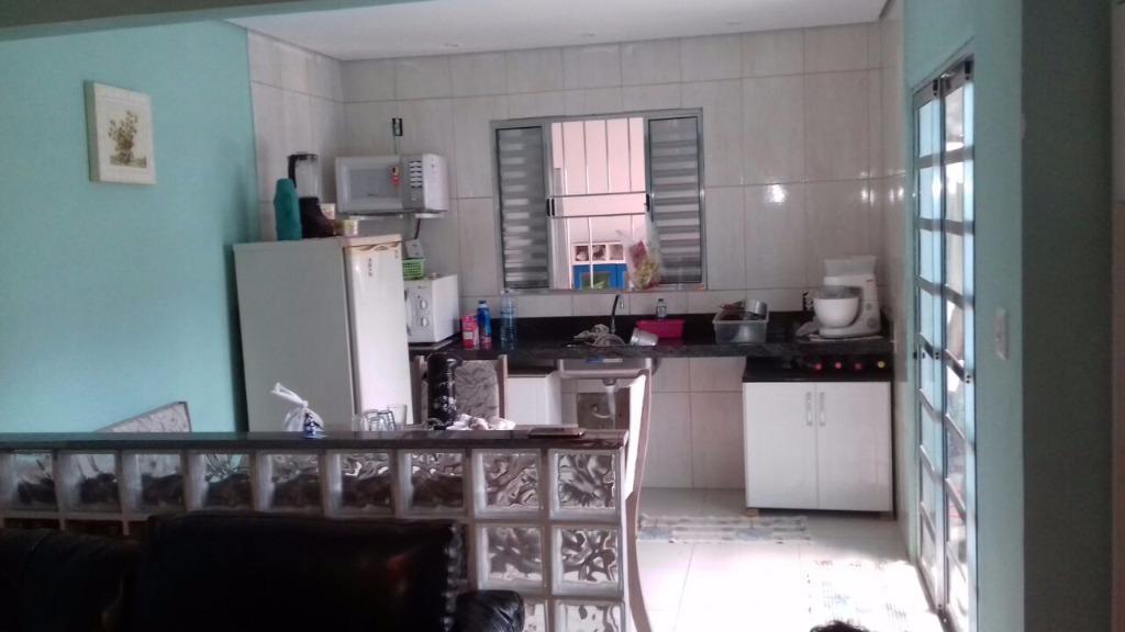 Casa  residencial à venda, Parque São Paulo, Campinas.