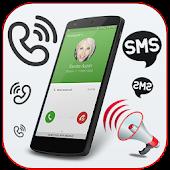 Caller Name & SMS Talker alert