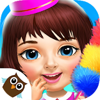 Sweet Baby Girl Hotel Cleanup  Crazy Cleaning Fun on PC (Windows & Mac)