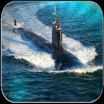 звук сонара подводной лодки слушать