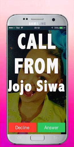 Real Call From Jojo siwa (( OMG She ANSWERED )) For PC