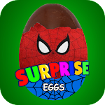 Surprise Eggs Spider APK Image