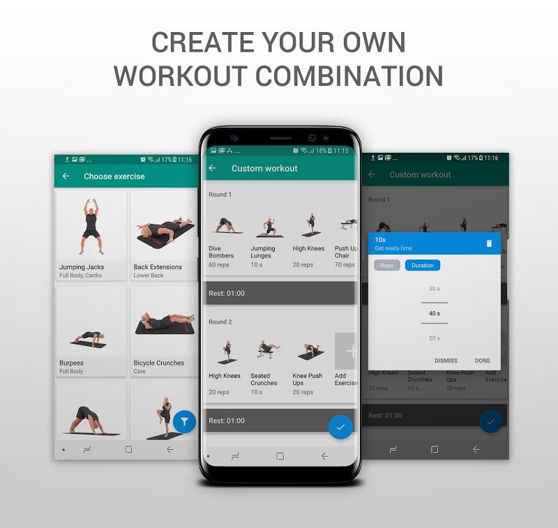 7 Minute Workouts PRO - 99% DISCOUNT Screenshot 2