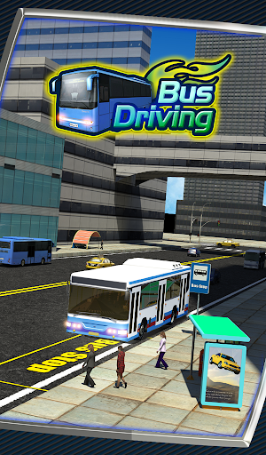 Bus Driver 3D screenshot 11