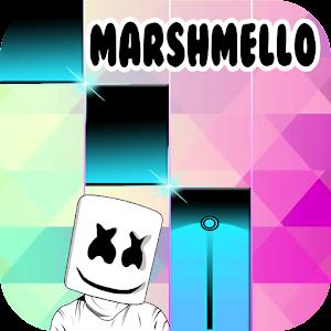 Marshmello Piano Tiles For PC / Windows 7/8/10 / Mac – Free Download