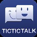 틱틱톡 TicticTalk APK for Bluestacks