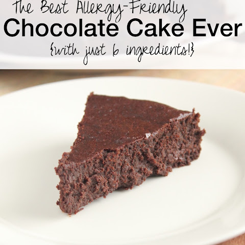 Allergy-Friendly Chocolate Cake