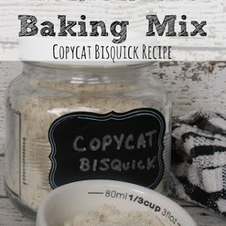 Homemade Baking Mix Recipe | Copycat Bisquick