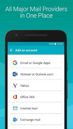 AquaMail - Email App screenshot 2