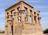 Храм Исиды в Филе, расположен на острове в озере Насер. Главный храм комплекса посвящен Исиде, богини материнства, магии и плодородия. По материалам: http://www.arworld.ru