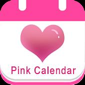App Pink Calendar: Period Tracker APK for Windows Phone