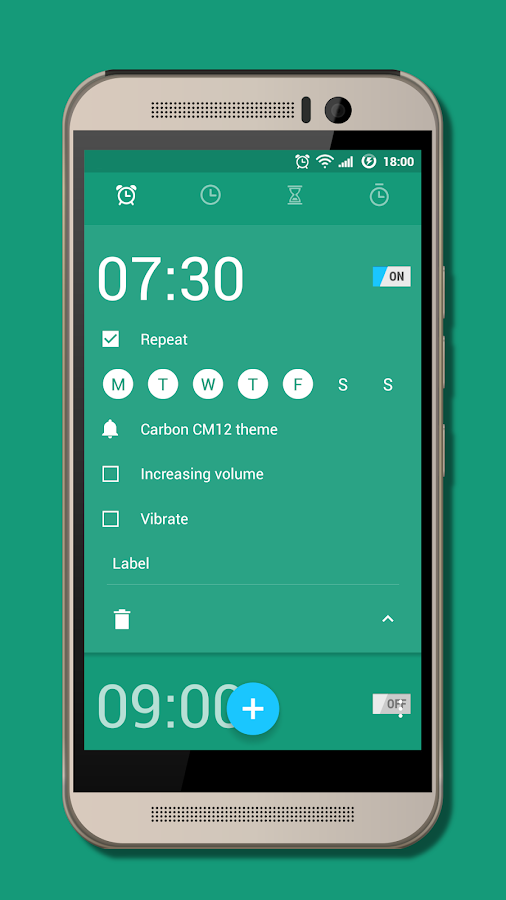 Sense 7 Default CM13 theme Screenshot 15
