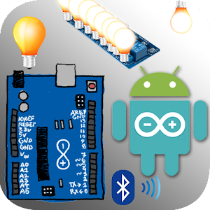 Arduino Bluetooth Controller for Android