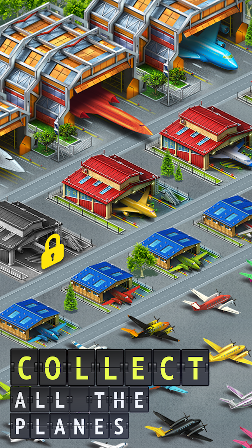 Airport City: Airline Tycoon Screenshot 1