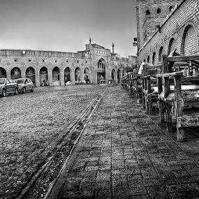 Erbil by Allen Adnan - City,  Street & Park  Street Scenes