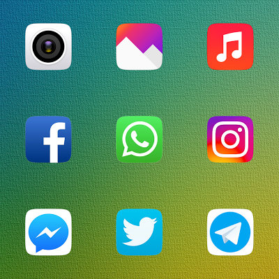 MIXED - ICON PACK Screenshot Image
