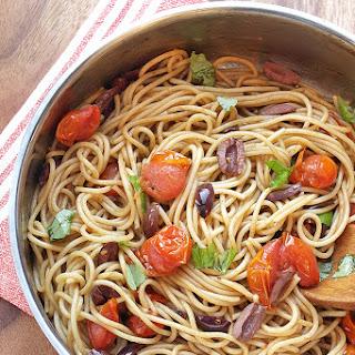 Cherry Tomato And Balsamic Vinegar Salad Recipes