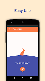 Turbo VPN – Unlimited Free VPN Screenshot