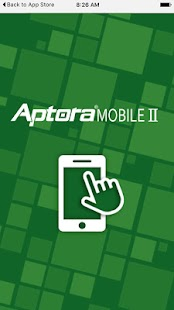 Aptora Mobile II screenshot for Android