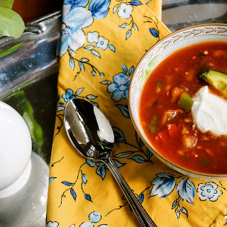 Gazpacho Soup Meat Recipes