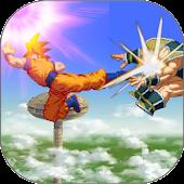 Battle Super Goku Saiyan Z