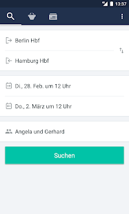 Trainline EU: Bahn App, Reisen Screenshot