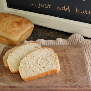 Quick Homemade Bread