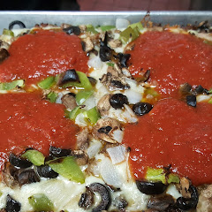 Photo from Loui Loui's Authentic Detroit Style Pizza