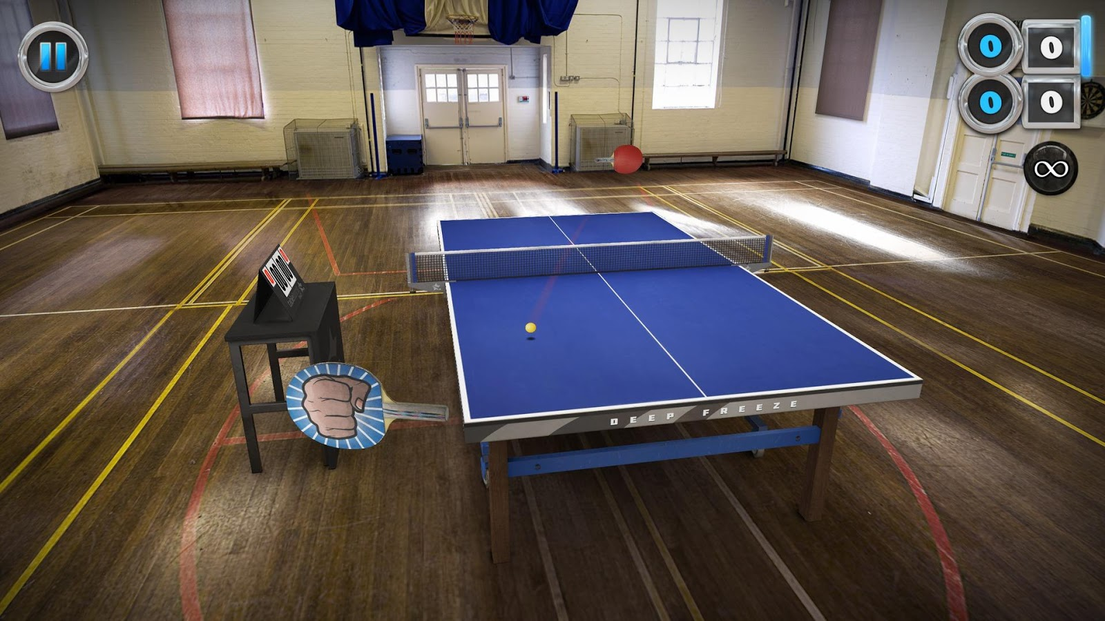 Table Tennis Touch Screenshot 1