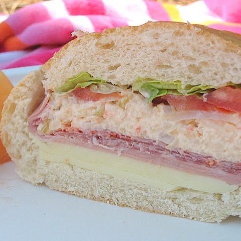 My Big Fat Italian Sandwich